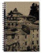 Italian Villas Spiral Notebook