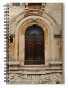 Italy - Door Eighteen Spiral Notebook