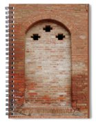Italy - Door Fourteen Spiral Notebook