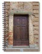 Italy - Door Nineteen Spiral Notebook