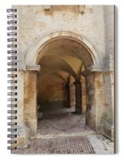 Italy - Door Sixteen Spiral Notebook