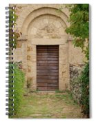 Italy - Door Twenty Five Spiral Notebook