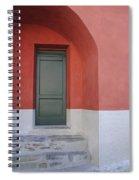 Italy - Door Two Spiral Notebook