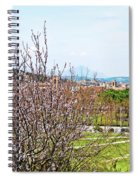 Italy In Spring Spiral Notebook