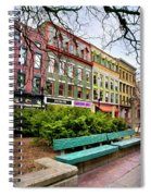 Ithaca Commons Spiral Notebook