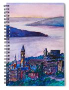 Ithaca Ny Spiral Notebook