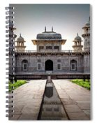 Itmad-ud-daulah Tomb Spiral Notebook