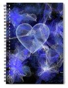 It's A Boy Spiral Notebook