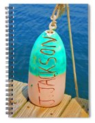 Its A Buoy Spiral Notebook