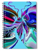 It's A Butterfly's Life. Spiral Notebook