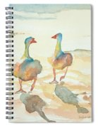 It's A Ducky Day Spiral Notebook