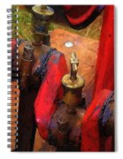 It's A Guy Thing Spiral Notebook