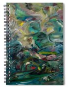 Charming Chasms Series It's A Jungle Spiral Notebook