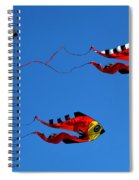It's A Kite Kind Of Day Spiral Notebook