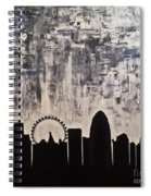It's A London Thing Spiral Notebook