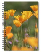 It's A Poppy Thing  Spiral Notebook