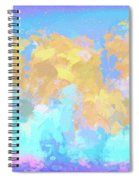 It's A Sunny Day  Spiral Notebook