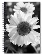 It's A Sunshine Day Spiral Notebook