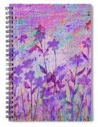 It's A Wild World Spiral Notebook