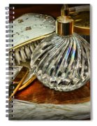 Its All About Glamour Spiral Notebook