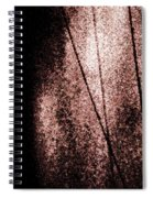 It's All Just Lines, The Sound And The Fury Spiral Notebook