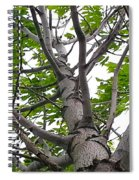It's All Limbs Spiral Notebook
