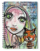 It's Amazing How Much I Love My Cat Spiral Notebook