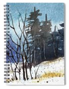It's Cold Outside Spiral Notebook
