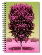 Its In The Tree Spiral Notebook