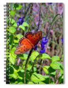 Its Summer Spiral Notebook