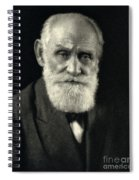 Ivan Pavlov, Russian Physiologist Spiral Notebook