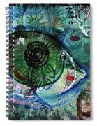 I've Got My Eye On You Spiral Notebook
