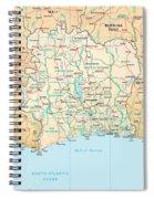 Ivory Coast Spiral Notebook