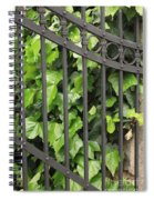 Ivy And Gate Spiral Notebook