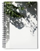 Ivy Lace -  Spiral Notebook