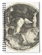 Ixion Spiral Notebook