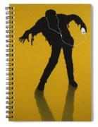 iZombie Spiral Notebook