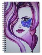 J Spiral Notebook