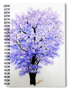 Jacaranda Time Spiral Notebook