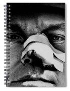 Jack Nicholson In Chinatown Spiral Notebook