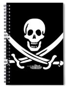 Jack Rackham Spiral Notebook