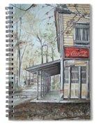 Jackson Springs Spiral Notebook