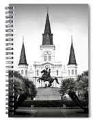 Jackson Square 2 Spiral Notebook