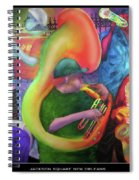 Jackson Square New Orleans Spiral Notebook