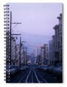 Jackson Street San Francisco Spiral Notebook