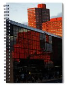 Jacob Javits Reflections Spiral Notebook