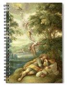 Jacobs Dream Spiral Notebook