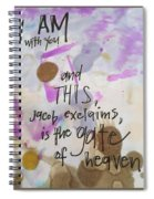 Jacob's Proclamation Spiral Notebook