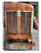 Jaeger 185 Spiral Notebook