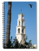 Jaffa, St Peter Church And Monastery Spiral Notebook